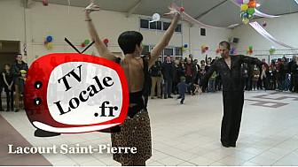 Soirée des Voeux 2017 à Lacourt Saint-Pierre. Un reportage des Jeunes Reporters de TvLocale