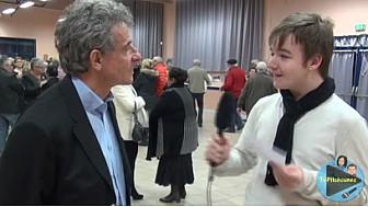 Montauban - Interview de Ghislain Descazeaux, conseiller départemental par Louis, Jeune Reporter