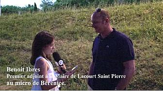 Soirée cinéma de plein air à Lacourt-Saint-Pierre